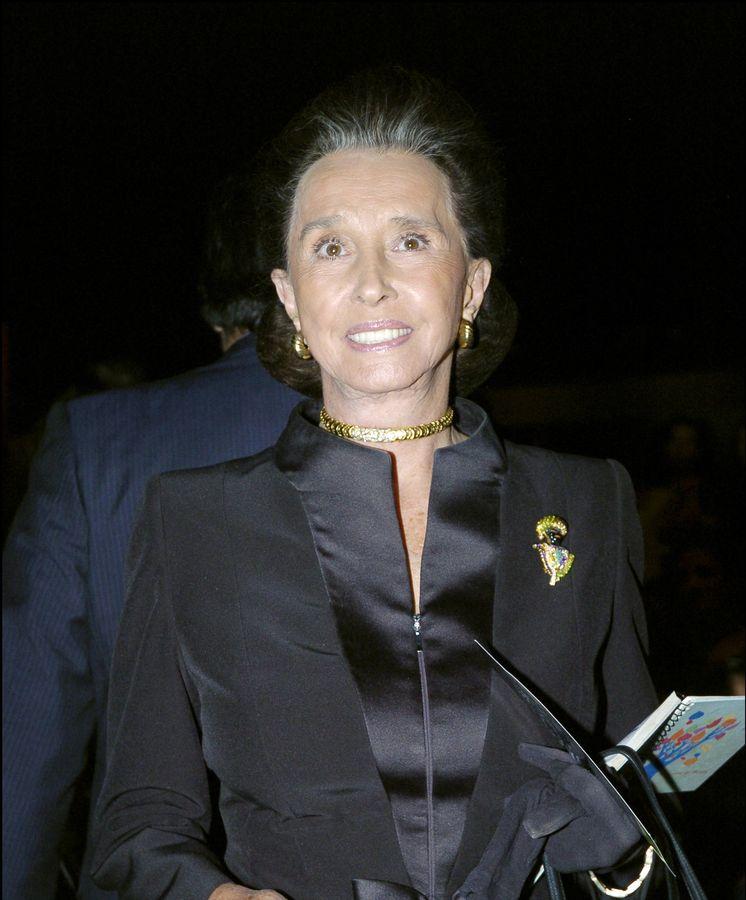 Foto: Amante de la moda, Aline Griffith no se perdía una edición de Cibeles. Aquí, en 2006.