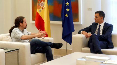 Iglesias se suma a la presión sobre Sánchez en medio de la negociación para los PGE