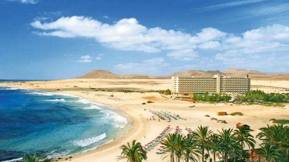 Foto: El hotel Oliva Beach, en las dunas de Corralejo, tiene concesión hasta 2089.