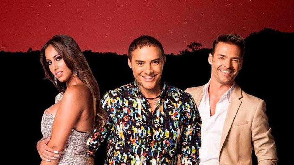 Foto: Los tres nuevos nominados de 'GH VIP 7'. (Telecinco)