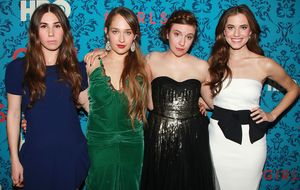 Adiós Carrie Bradshaw, Lena Dunham es la nueva reina fashion