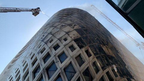 Arde un edificio en el centro de Beirut, el tercer fuego en una semana