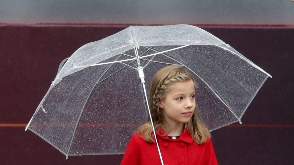 Foto: La infanta Sofía en una imagen de archivo. (Gtres)
