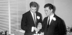 Post de Las fotos de la boda gay clandestina (de 1957) que una tienda se negó a revelar