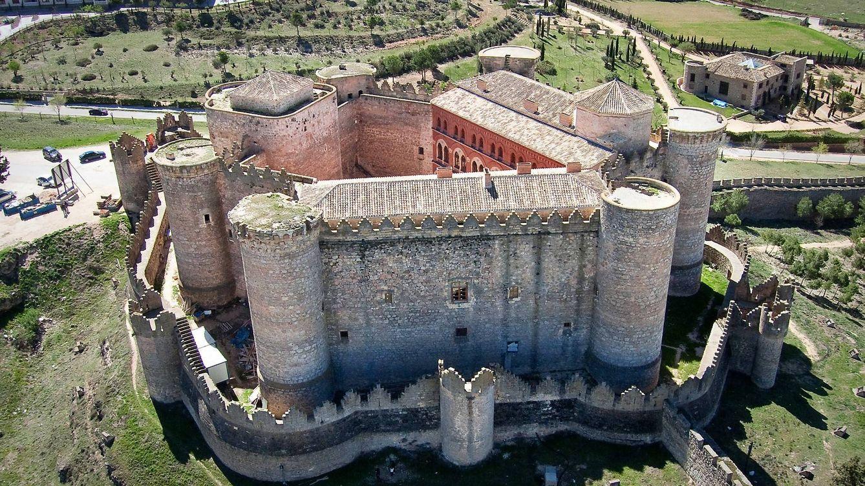 Belmonte, el bello pueblo de Cuenca donde podrás vivir una experiencia de cine (literal)