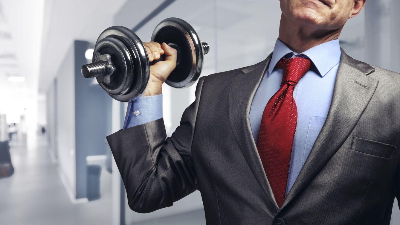 Hacer ejercicio en un brazo tiene beneficios en el otro (aunque ni lo muevas)