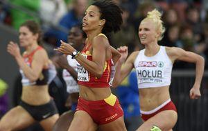 Terrero y Bokesa: dos mujeres en una final de 400 por primera vez