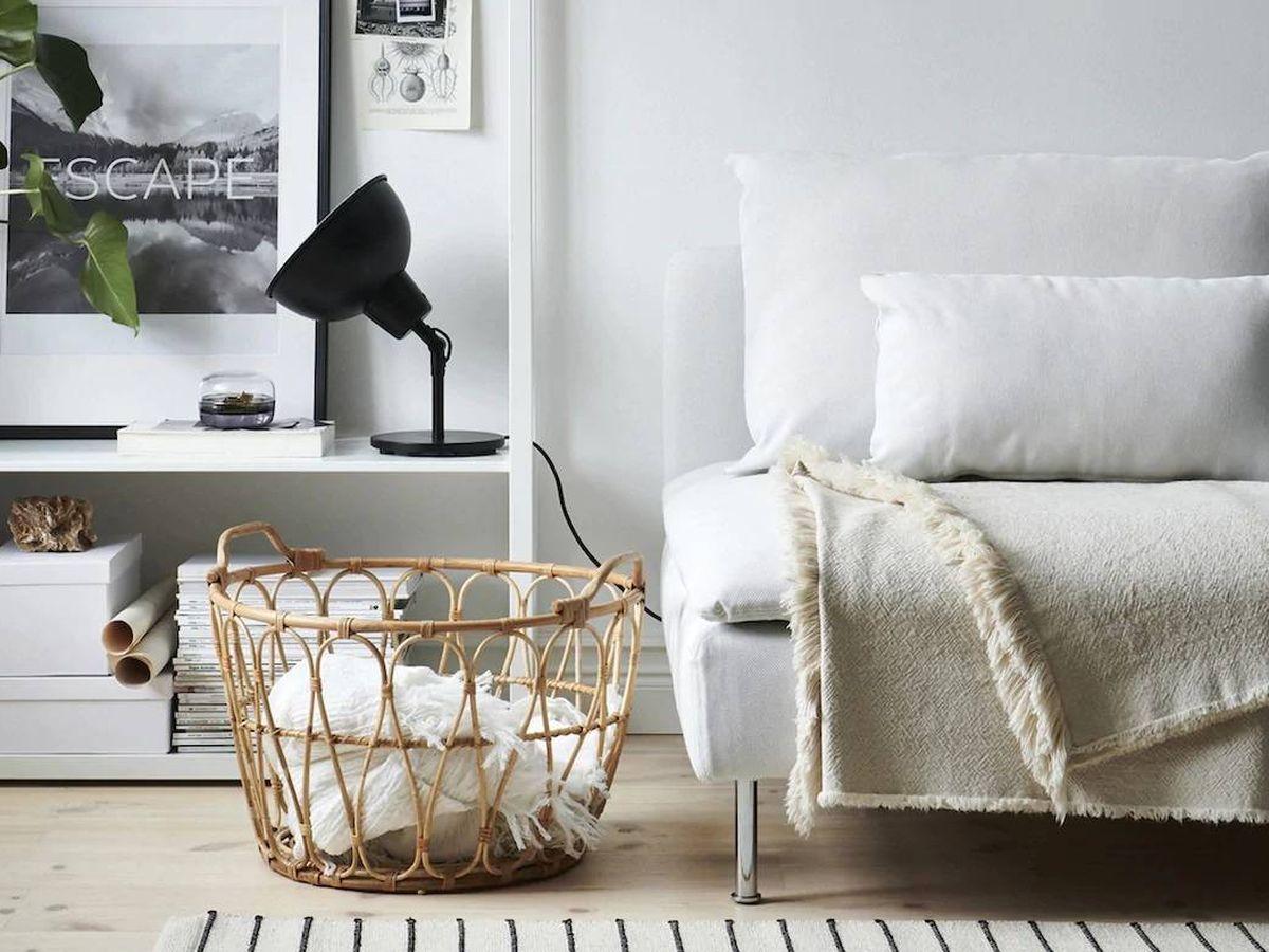 Foto: Ikea tiene grandes ideas para ahorrar espacio en casa. (Cortesía)