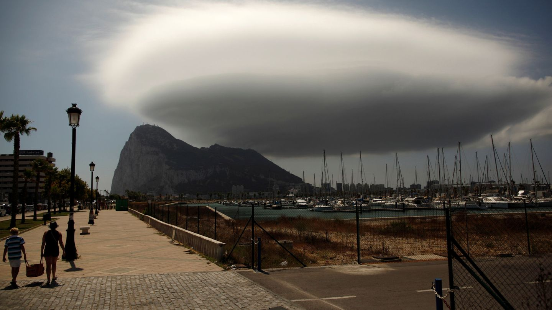 Gibraltar desde La Línea de la Concepción (REUTERS)