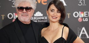 Post de Penélope Cruz y Pedro Almodóvar se codean con los Obama en Madrid