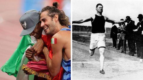 Compartir medalla en los Juegos no es nuevo, pero la historia de 1912 no tiene nada que ver
