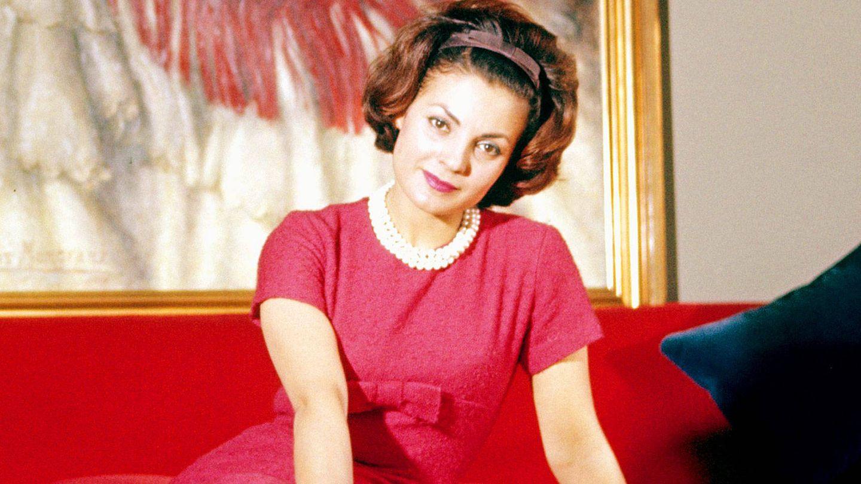 Carmen Sevilla, en una imagen de archivo. (Getty)