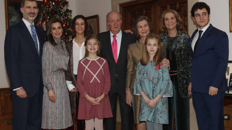 Ochenta cumpleaños del rey Juan Carlos. (Casa de S. M. el Rey)