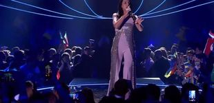 Post de Un espontáneo enseña el culo durante la actuación de Jamala en Eurovisión 2017