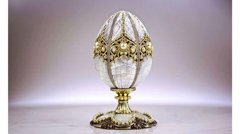 Fabergé, el misterio de los huevos de Pascua que sedujeron a los zares