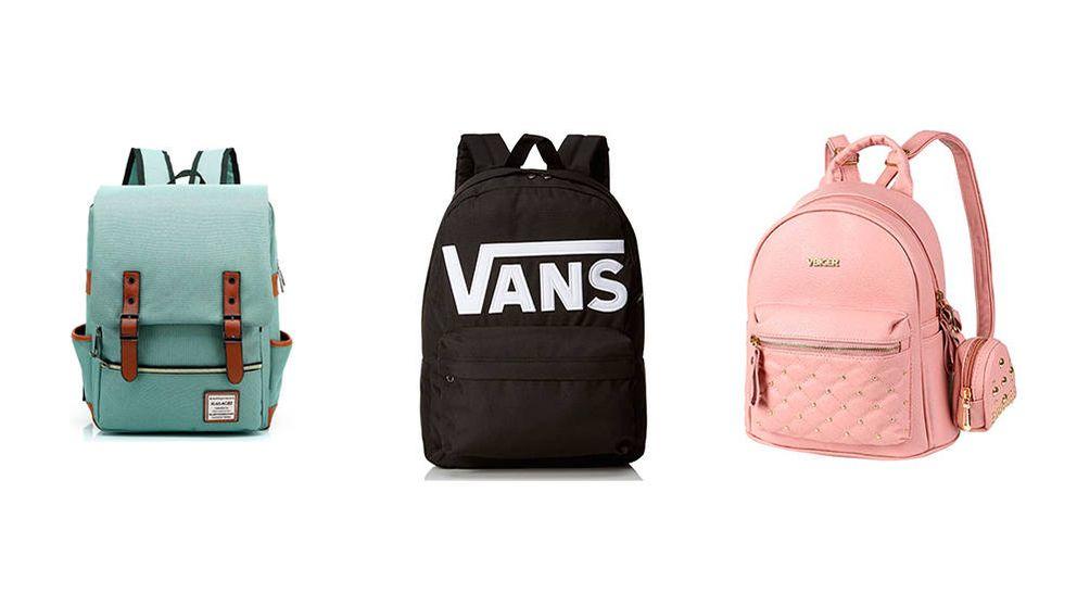 Diez mochilas de mujer para usar en el momento más adecuado