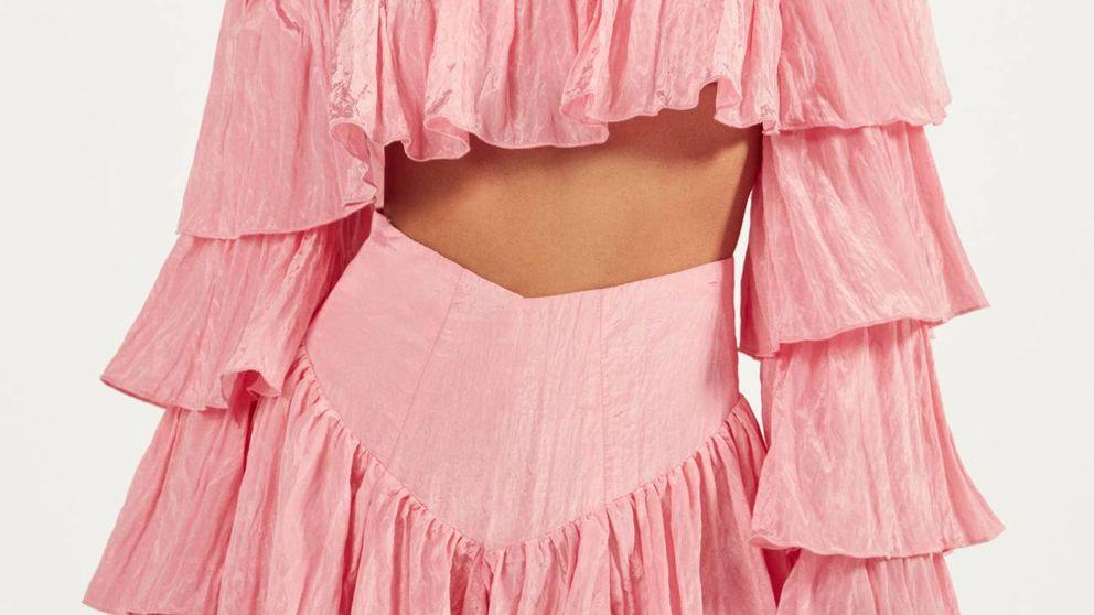 Hablemos de este top y falda de Bershka destinados a hacerte triunfar siempre