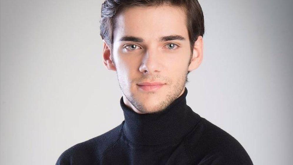 Foto: Álvaro Rico, protagonista de 'Elite' en Netflix. (Foto: Elvira Sánchez Gallo)