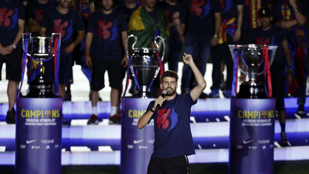 La 'madriditis' de Piqué no ofende: A ver si eres tan chulito en la selección