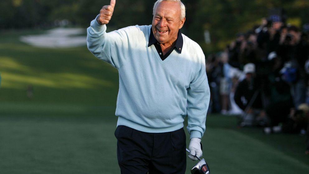 Gracias por todo, Mr. Palmer: el golf español despide al indiscutible 'Rey'