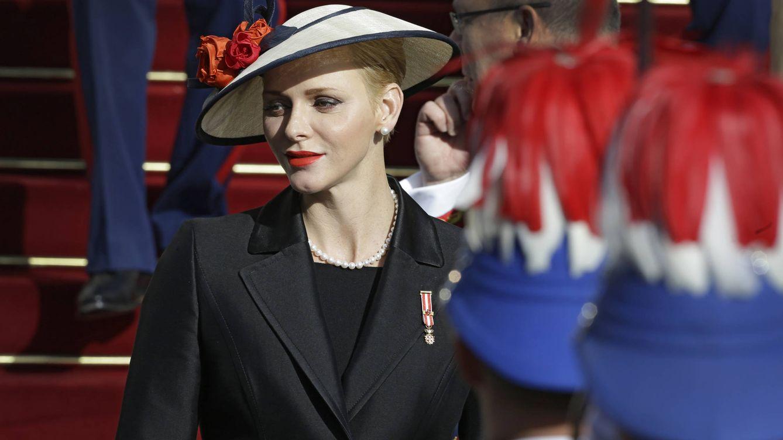 Foto: La princesa Charlène de Mónaco en una imagen de archivo (Gtres)