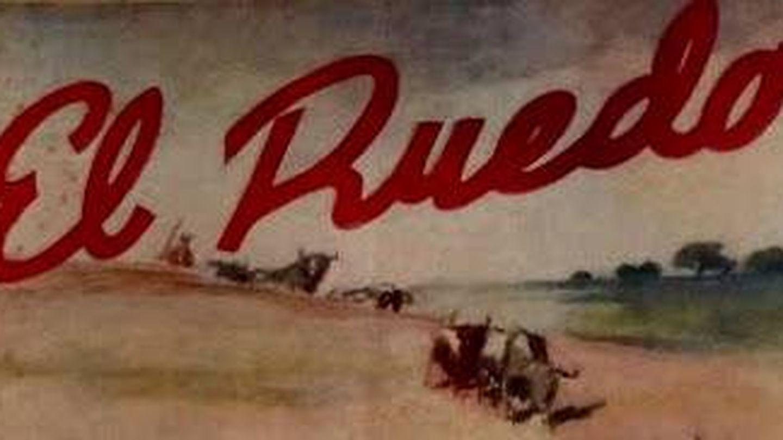 Imagen de la cabecera de 'El Ruedo'.