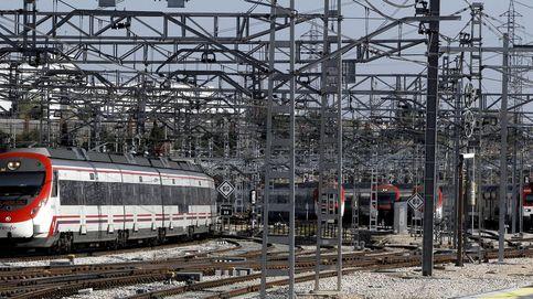 Una avería en la infraestructura de los Cercanías Madrid colapsa los trenes