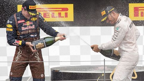 Verstappen contra Hamilton: sin complejos también fuera de la pista