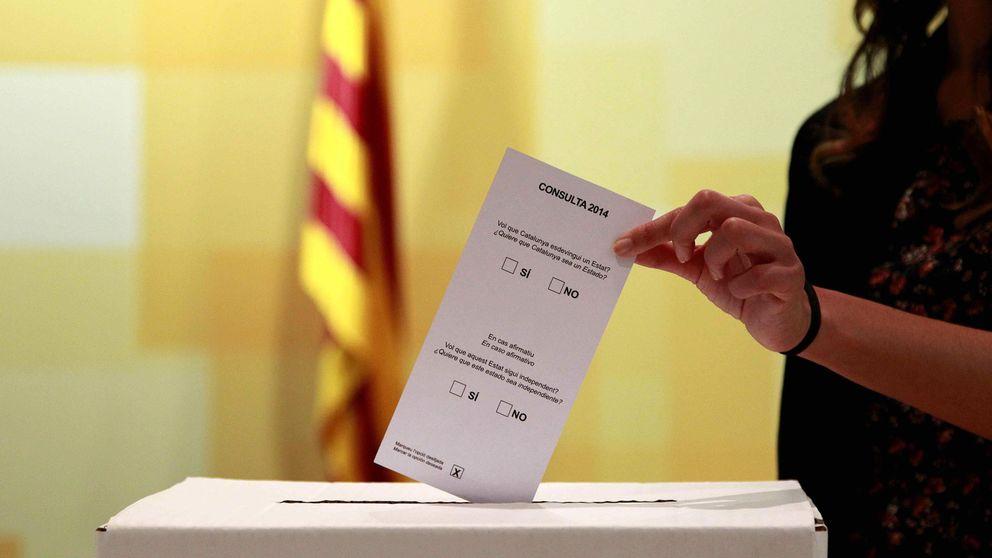 Así son las cartas que envía el Govern a los miembros de las mesas electorales