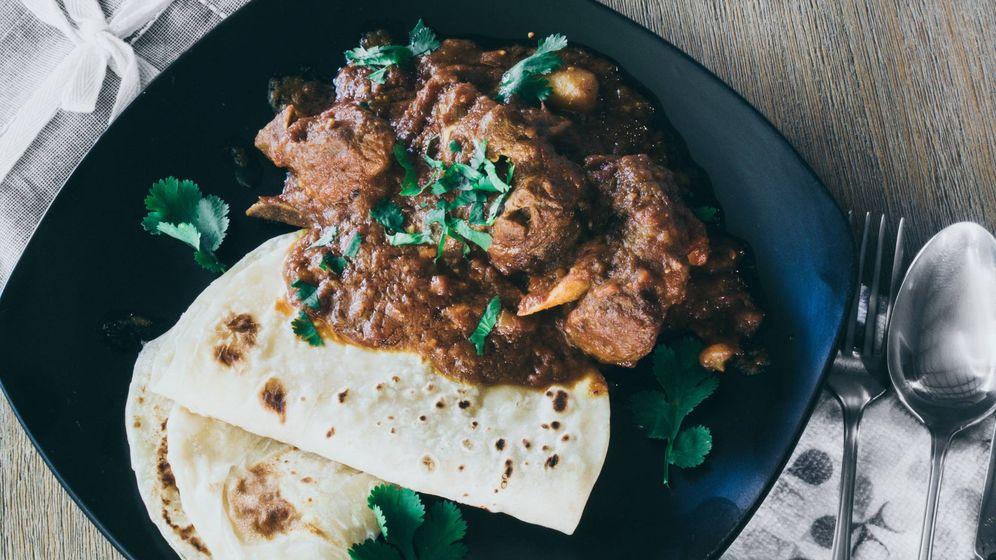 Foto: Carne en salsa.
