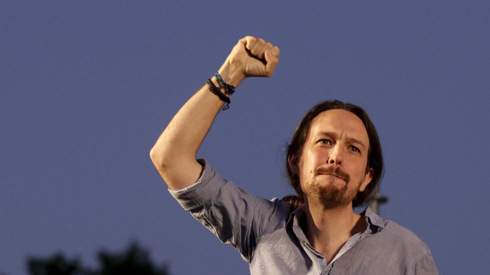 Foto: Pablo Iglesias, candidato de Podemos a las elecciones generales (Reuters)