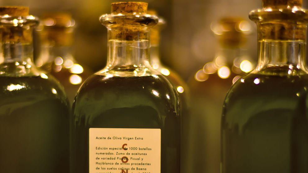 Consentido, un aceite de oliva virgen extra de intenso sabor