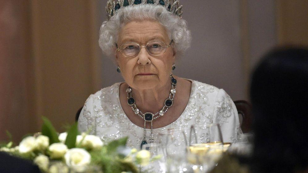 Foto: Isabel II se opuso al documental en un principio. (Getty)