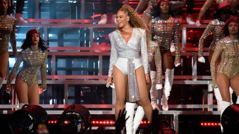 Foto: La cantante Beyoncé, en 'Homecoming'. (Netflix)