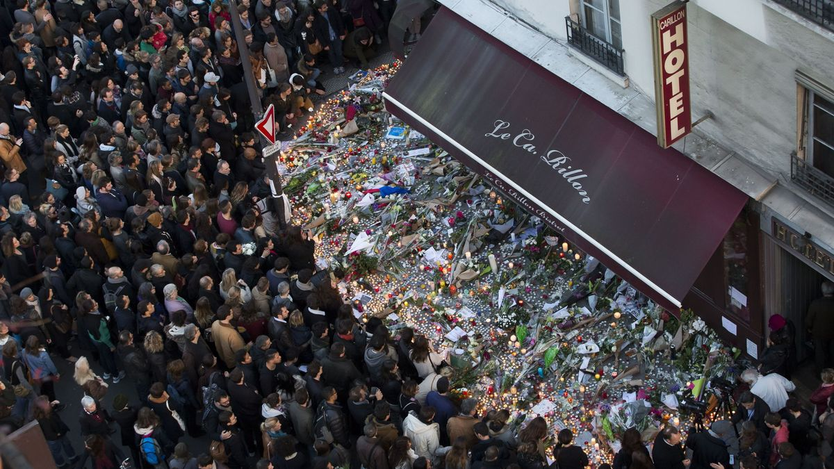 Detienen en Italia a un miembro del EI que colaboró en los atentados de Bataclan en 2015