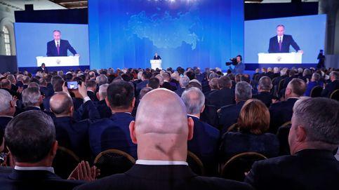 Putin presenta armamento nuclear que hace inútil el escudo antimisil de EEUU