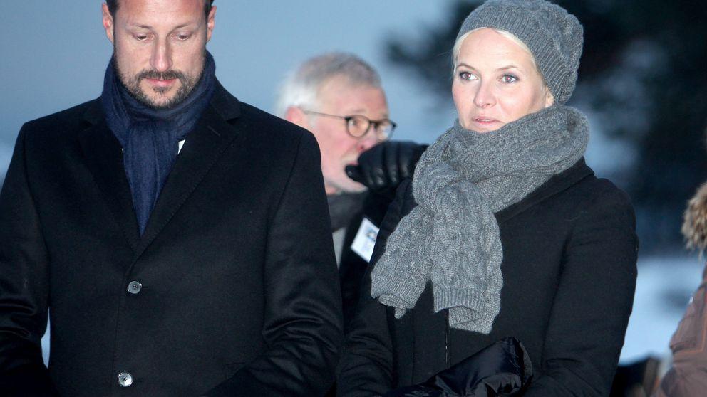 Haakon y Mette Marit recuerdan a las 84 victimas noruegas del tsunami