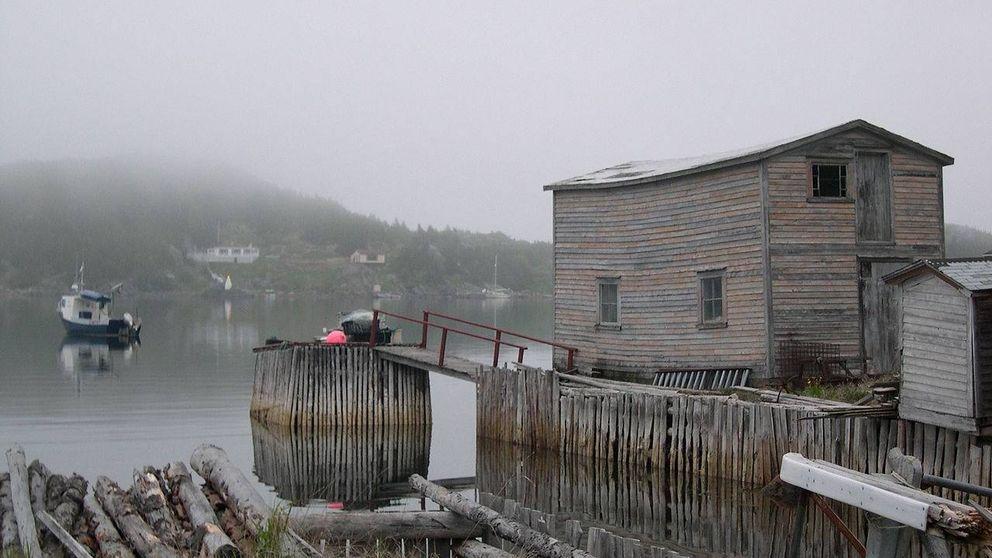Canadá programa la muerte de Little Bay, la última isla fantasma del Océano Atlántico