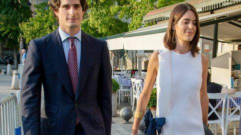 El verano 'de boda en boda' de los duques de Huéscar y los condes de Osorno