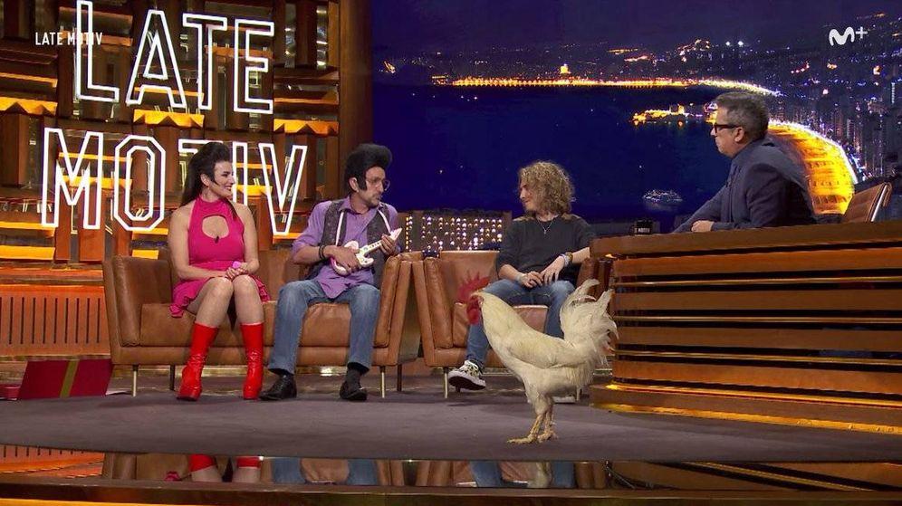 Foto: Rodolfo Chikilicuatre vuelve a la televisión para conocer a Manel Navarro. (#0)