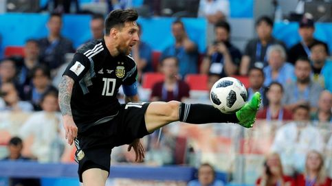 Nigeria - Argentina en directo: el día en que a Messi le prohibieron fallar