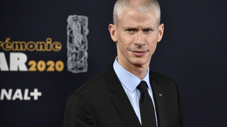 Franck Riester, en los Premios Cesar del cine francés. (EFE)