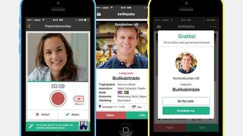 SelfieJobs, el Tinder para encontrar trabajo