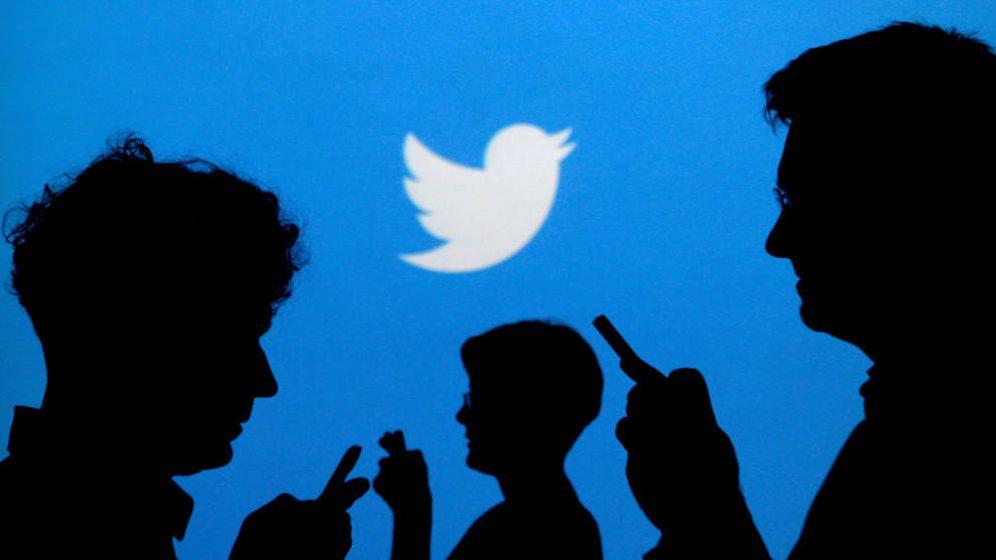 Foto: Logo de la red social Twitter. (Reuters)