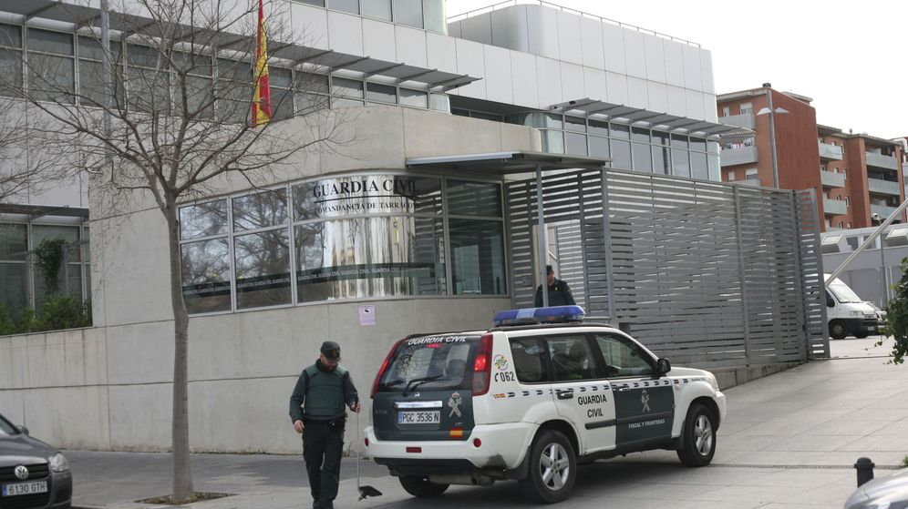Foto: Guardia Civil de Tarragona en una imagen de archivo. (EFE)