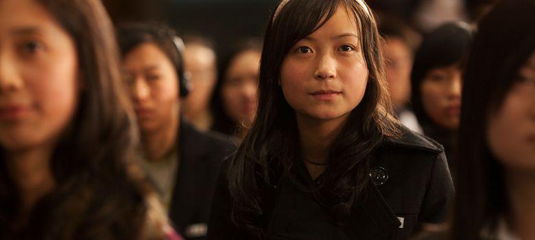 Foto: Los estudiantes de Shanghai son los más capacitados del mundo, según el informe PISA de 2009. (Corbis)