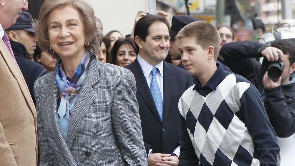 La Reina Sofía se pierde el cumpleaños de Juan Urdangarin por su agenda
