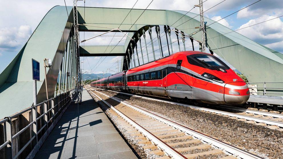 Trenes Frecciarossa y mayoría española: así será el AVE de Air Nostrum y Trenitalia