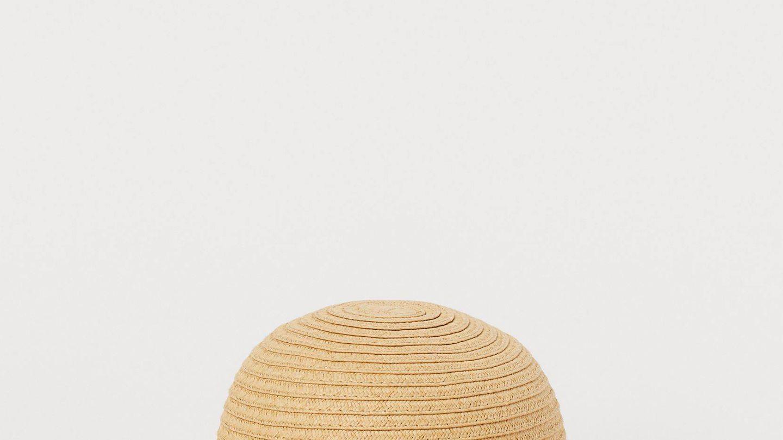 Sombrero de HyM. (Cortesía)