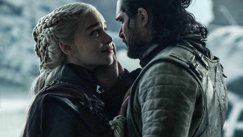 Fotogramas de la última temporada de 'Juego de tronos'. (HBO)